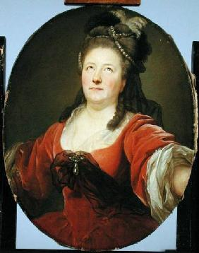 Portrait of the Actress Friederike Seyler (1738-89)