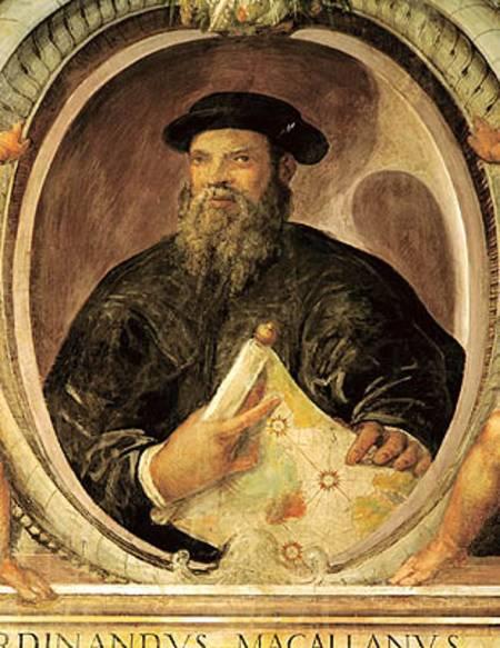 Ferdinand Magellan C 1480 1521 From Th Antonio