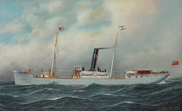 Olympia Steamship