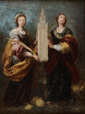 Saints Justa and Rufina