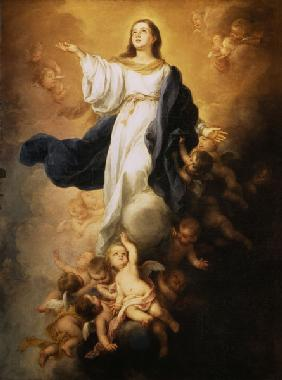 The Assumption of the Virgin