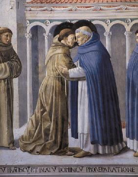 St. Francis and St. Dominic
