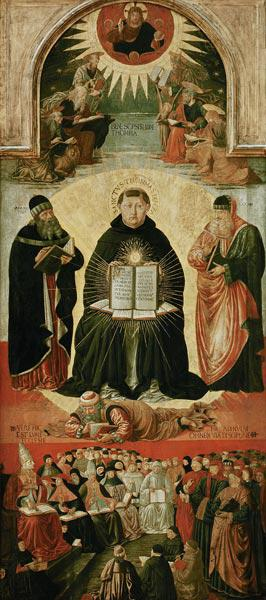 The Triumph of St. Thomas Aquinas