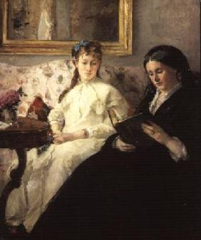 Portrait of the Artist's Mother and Sister