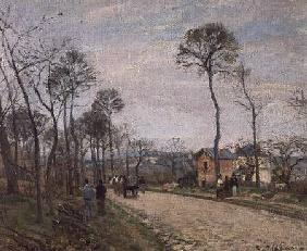The Road from Louveciennes