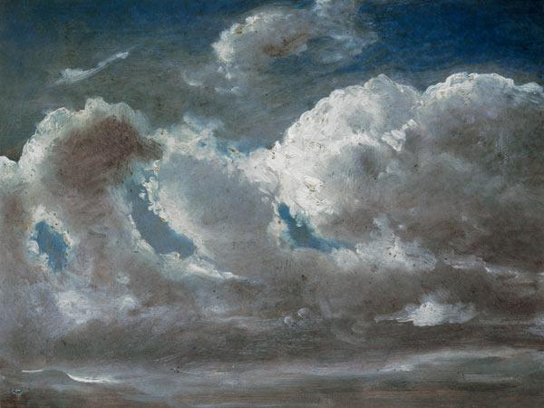 Carus, Carl Gustav : Study of Clouds