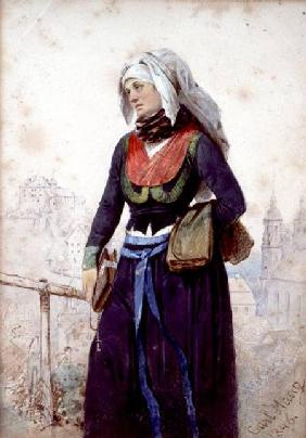 A Nun in Bavaria