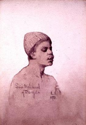 Said Mohamad of Dongola (Sudan)