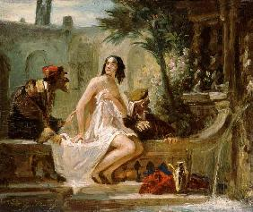 Susanna in the bath and the altos