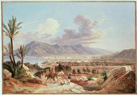 Palermo di Belmonte, c.1831 (oil on canvas)