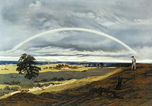 Caspar David Friedrich As Art
