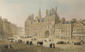Paris, H?´tel de Ville , Heath aft Batty