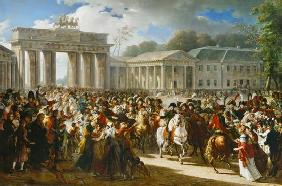 Napoleon in Berlin 1806
