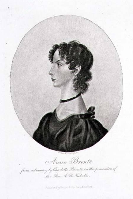 Anne Bronte drawings