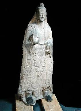 Statue of the Buddha Sakyamuni, Northern Wei dynasty
