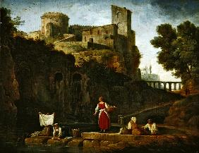View of Italy