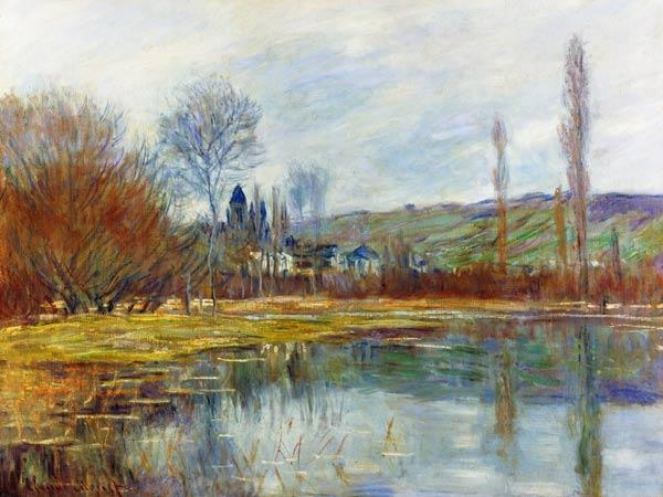 Landscape Claude Monet As Art Print Or Hand Painted Oil