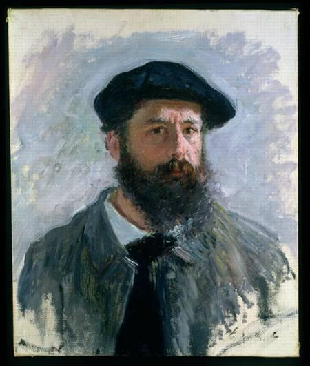 Monet: Claude Monet As Art Print Or