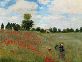 Poppies, Near Argenteuil 1873