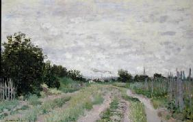 Path through the Vines, Argenteuil