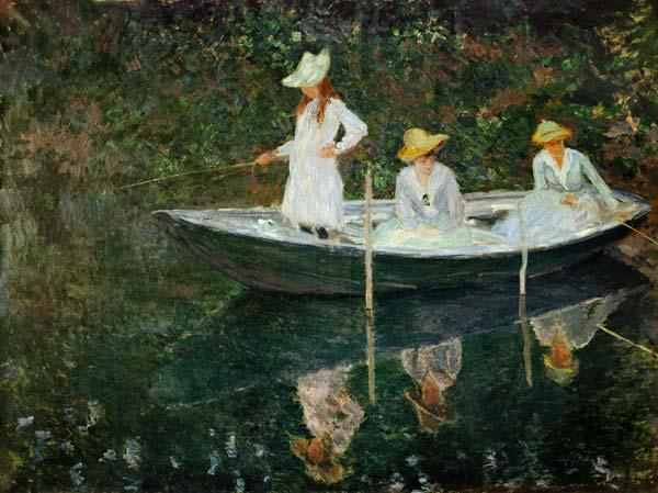 The Boat at Giverny