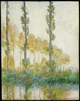 The Three Trees, Autumn