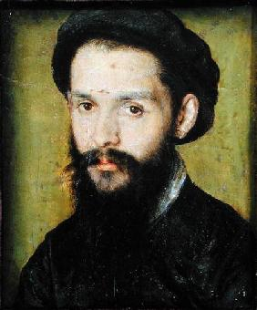 Portrait presumed to be Clement Marot (1496-1544)