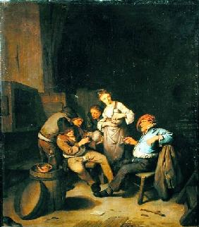 Interior of a Dutch Tavern