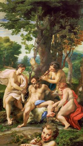 Allegory of the Vices