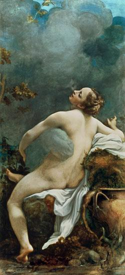 Correggio (eigentl. Antonio Allegri) : Jupiter and Io