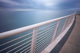 Handrail Above Sea