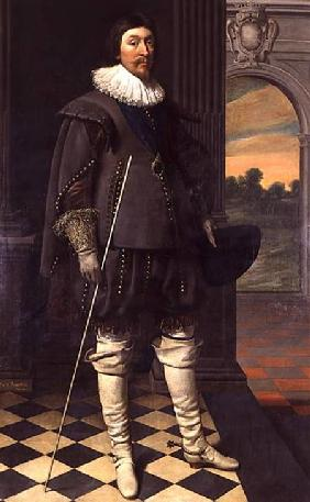 The Marquis of Hamilton (1589-1625)
