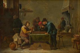 Backgammon Players