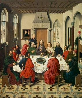 Bouts d. �., Dieric : The last Holy Communion