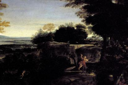 Domenichino (eigentl. Domenico Zampieri)