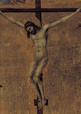 Crucifixion of Christ, Christ