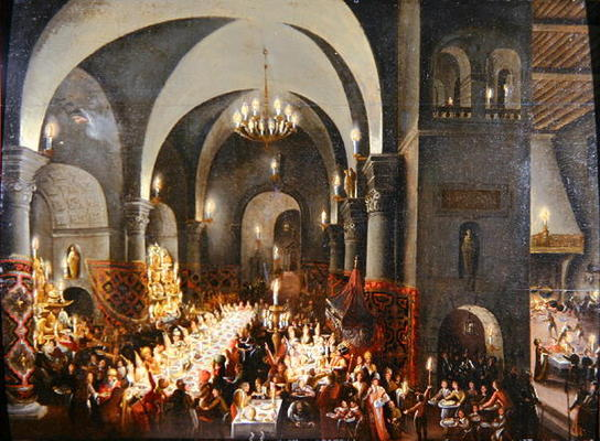 1000 Images About Feast On The Word: Belshazzar's Feast Showing The Hand Of G