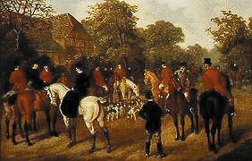 The hunting meeting