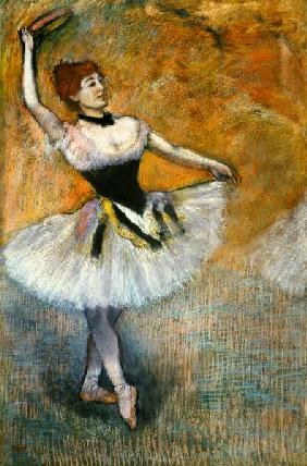 Dancer with Tambourin