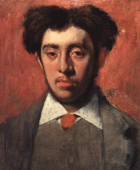 Portrait of Albert Melida