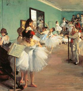 The Dance Class (Dance Examination)