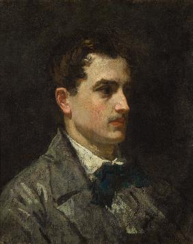 Portrait of Antonin Proust (1832-1905)