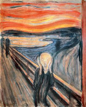 The Scream, National Gallery of Oslo