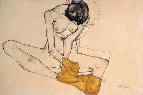 Female Nude 1913