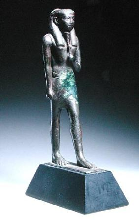 Statue of Amun, Third Intermediate Period