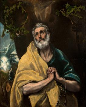 Saint Peter in Tears