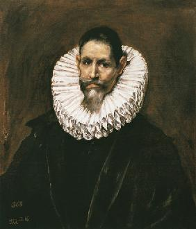 Portrait of Jeronimo de Cevallos