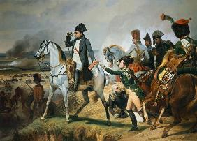 Vernet, Emile Jean Horace : The Battle of Wagram, 6th ...