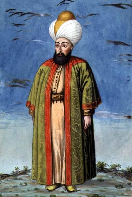 Mahomet Mehmed I 1387 1421 Sultan 1 English School