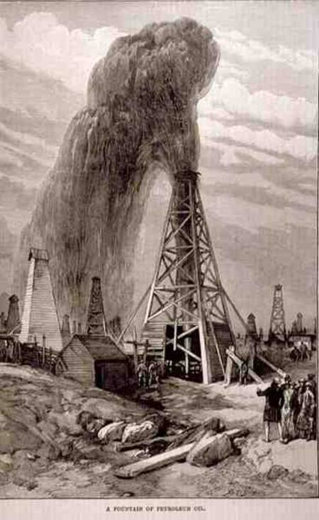 images of oil wells